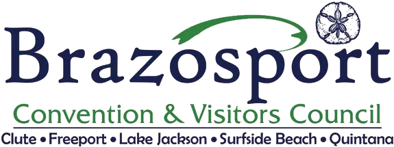 Brazosport Convention and Visitors Council logo