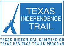 Texas Independence Trail Region logo
